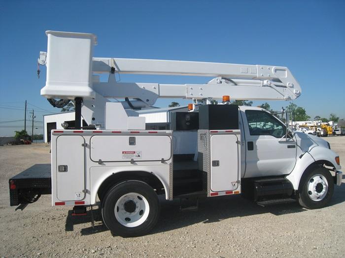 Atlas Truck Sales >> Bucket Truck #f650 | Atlas Truck Sales, Inc.