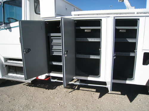 Tool Cabinets.