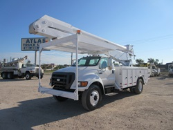 Altec Ford Buckets.