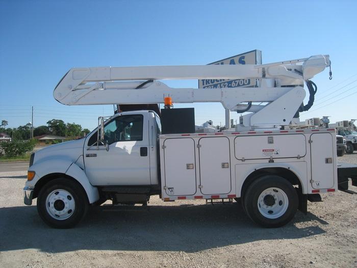 Atlas Auto Sales >> Bucket Truck #f650   Atlas Truck Sales, Inc.