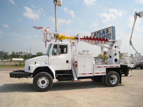 Digger Truck #D1478 | Atlas Truck Sales, Inc.