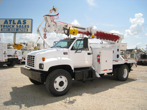 Digger Truck # D6844 | Atlas Truck Sales, Inc.