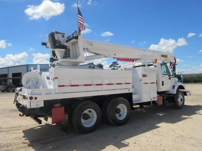 Digger truck d6539 atlas truck sales inc