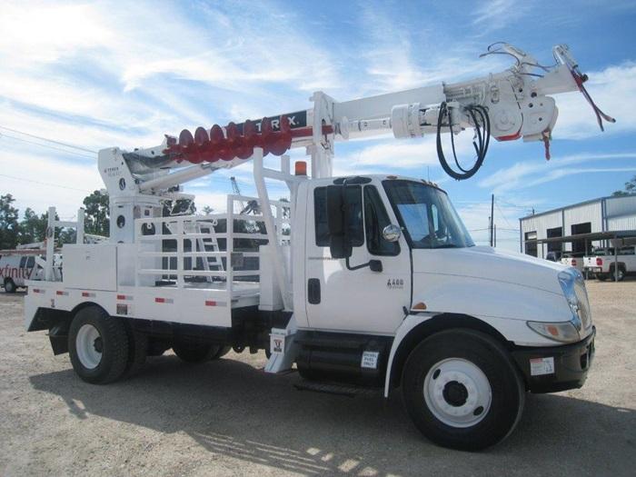 Digger truck d6923 atlas truck sales inc