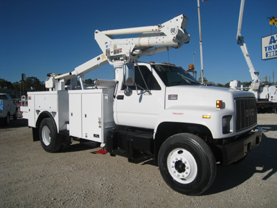 Altec TA-41 MH, 46' WR. Height